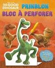 prikblok dinosaur