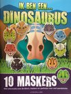 10 dino maskers