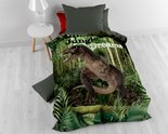 Dino in de jungle