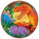 Bordjes-(8x)-(Diplohosaurus-Feest)