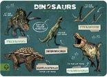 Dinosaurus-placemat