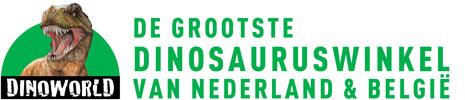 Dinoworld, de grootste dinosauruswinkel van Nederland en België