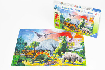 Puzzels (dino's)