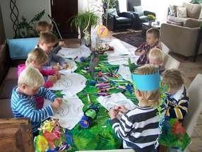 Ideeën kinderfeestje