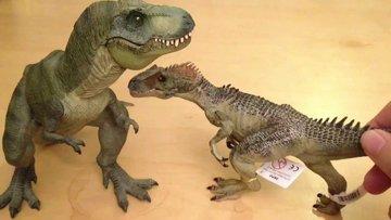 Verzamel & speel dinosaurussen