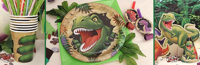 Tyrannosaurus-feest