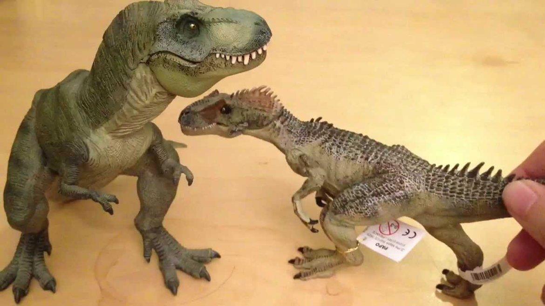 Verzamel-&-speel-dinosaurussen