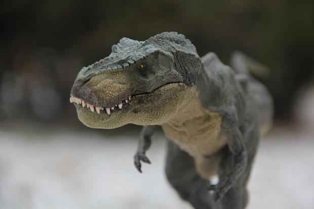 Papo-dinosaurussen