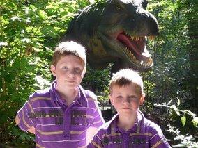 dinofan Nick & Luke