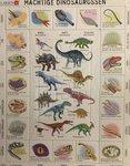 Machtige dinosaurussen