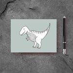 Dinosaurus kaart