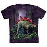 Stegosaurus paars