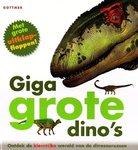 Boek: giga grote dino's