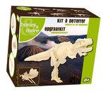 Dig it out: Dinosaurusskelet (vorm van een klauw)