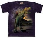 T--rex-shirt-(paars)-(op=op)