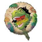 Ballon-Tyrannosaurus-Helium-Folie