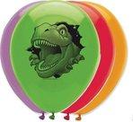 Ballonnen-Dinosaurus-(6x)