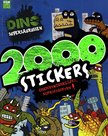 Sticker en Puzzelboek met 2000 stickers