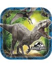 Jurassic World bordjes
