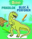 Prikblok dinosaurus