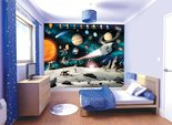 ruimte behang