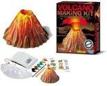 maak je eigen vulkaan