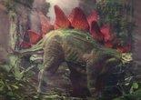 3D stegosaurus kaart
