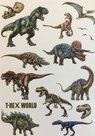 Dinosaurus-Tattoo--(12-stuks)