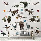 Muurstickers-Jurassic-World-Walltastic