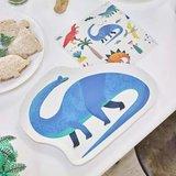 Brontosaurus bordjes