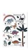 Poster dinosaurussen