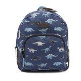Zebra tas blauw