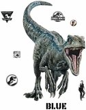Jurassic World Muursticker