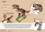 Tyrannosaurus 3D model + informatieboekje