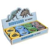 Geduldspelletje Dinosaurussen