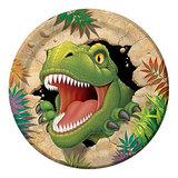 bord T-rex feest