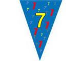 Vlaggenlijn 10 meter  (7 en 8 jaar)_
