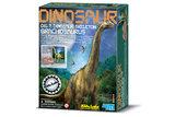 Dinoskelet Brachiosaurus uitgraven_
