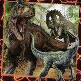 Jurassic World Puzzel