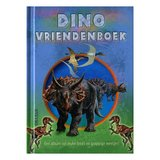 Vriendenboek dinosaurus