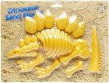 Zandvorm Stegosaurus
