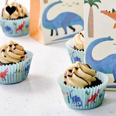 (30x) Muffinvormen/cupcakes