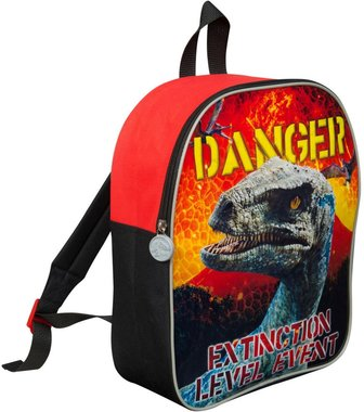Jurassic World rugtas Medium - Danger