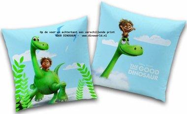 Sierkussen Good Dinosaur (40 x 40 cm)