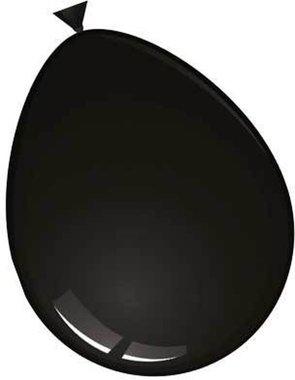Ballonnen (10x) (zwart)