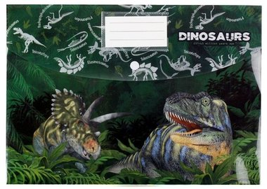 Dinosaurus opbergmap