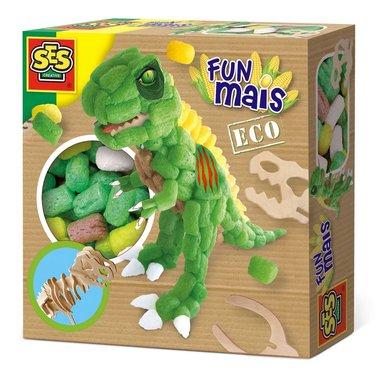 SES zandkleuren T-rex (SES creatieve)