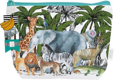 Toilettas jungle - safari