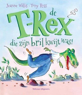 Prentenboek: de T-rex die zijn bril kwijt was!