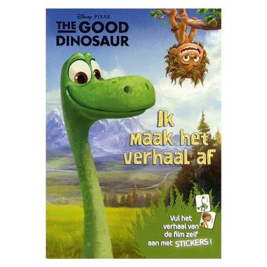The Good Dinosaur: ik maak het verhaal af (stickers & lezen)
